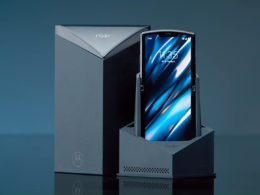 Motorola Razr lanches in India at $1,685