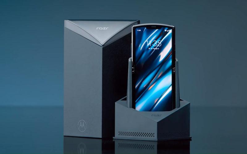 Motorola Razr lanches in India at $1,685