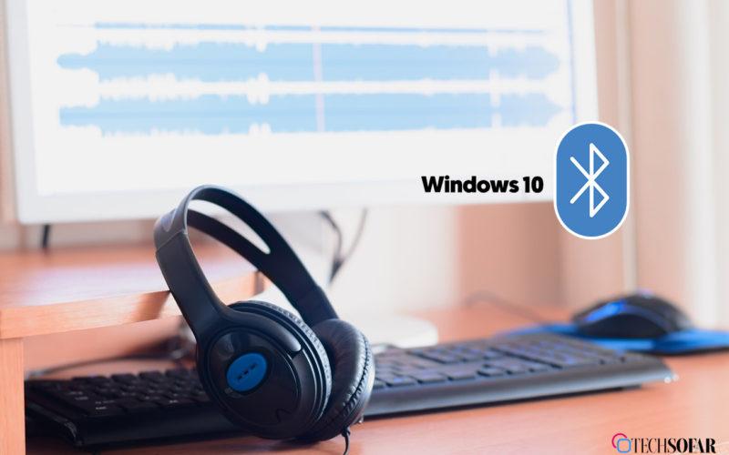 fix windows 10 bluetooth errors