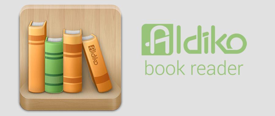 aldiko epub reader app
