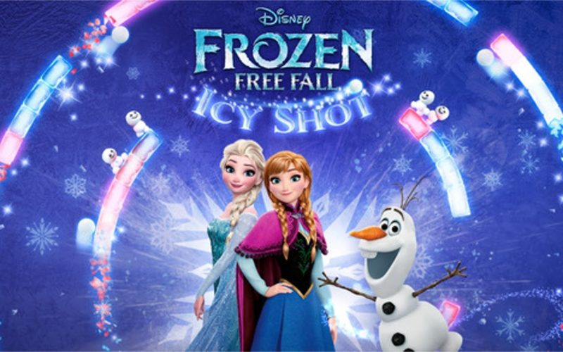disney frozen freefall best android puzzle games