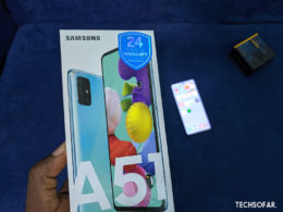 Samsung Galaxy A51 TechSoFar