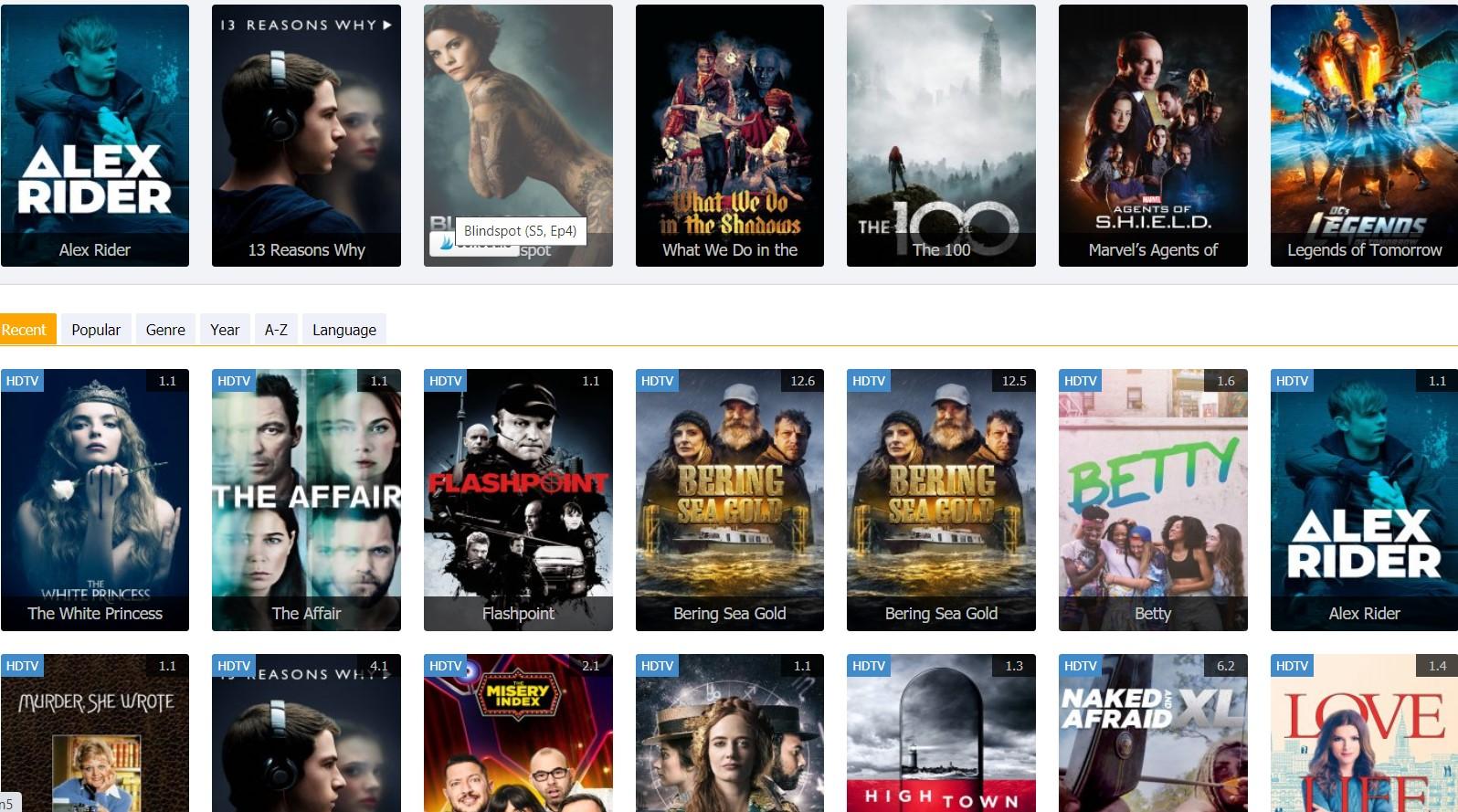 Goojara Alternatives: Best Sites to Watch Latest TV Shows FREE: No Sign Up   TechSoFar