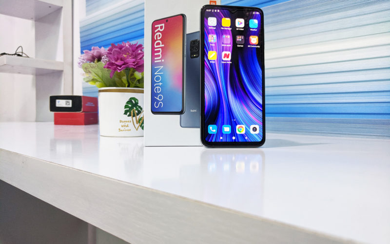 Redmi Note 9S Features Pictures