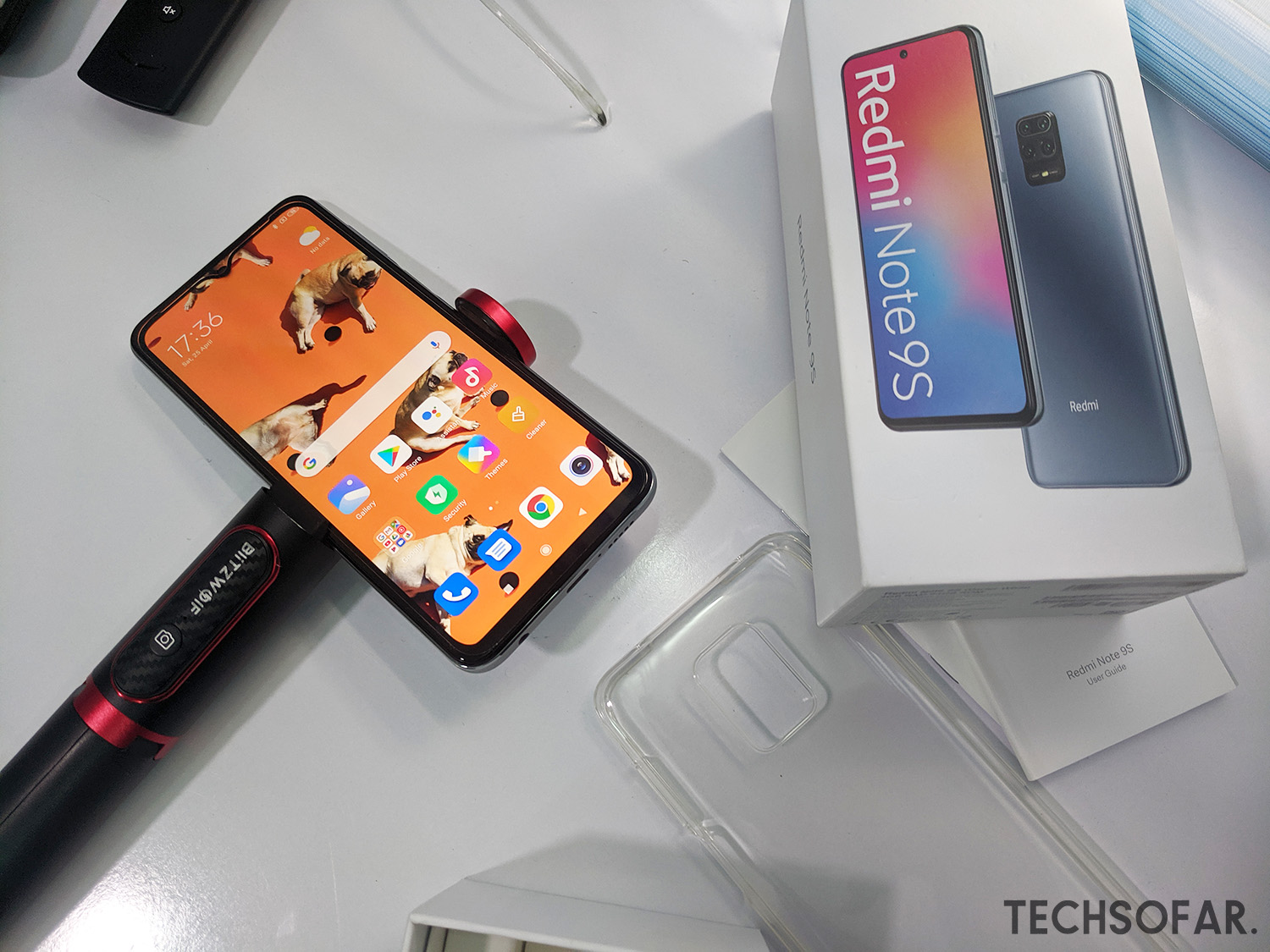 How Much is The Redmi Note 9S