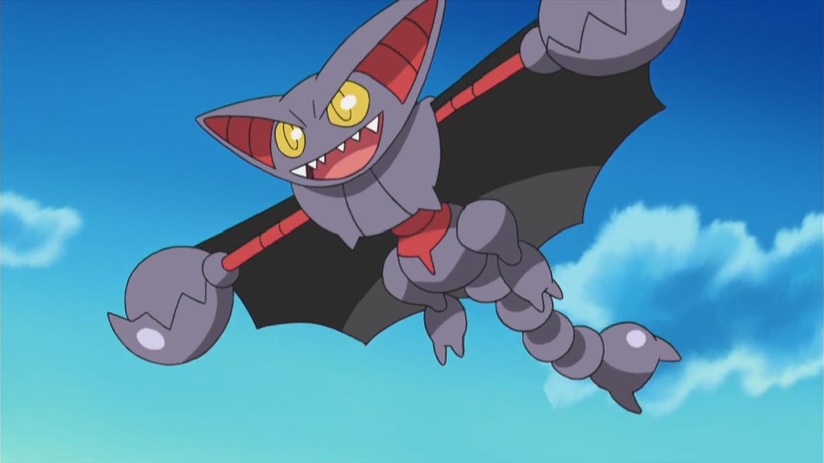 best flying type pokemon gliscor