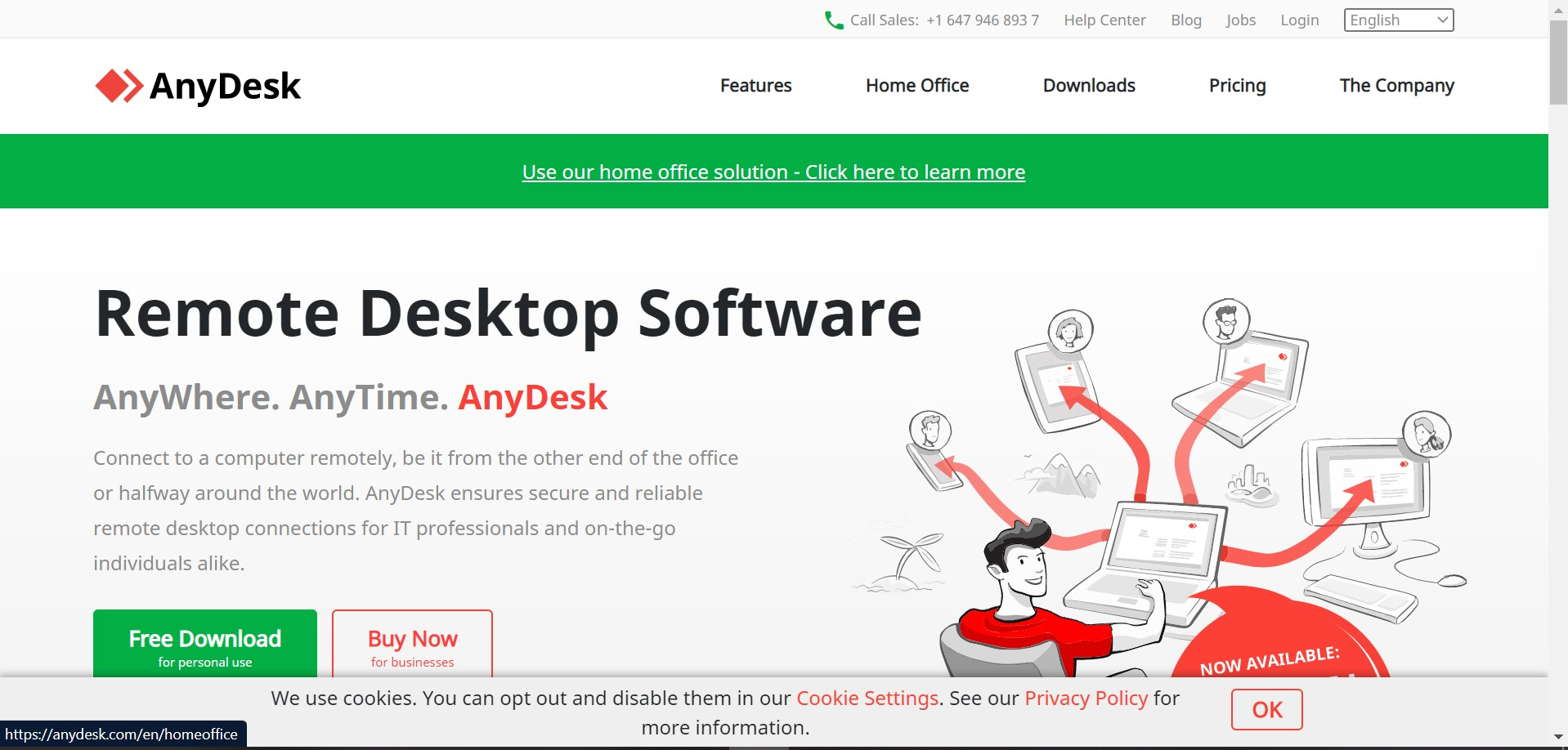 anydesk best screen mirroring apps