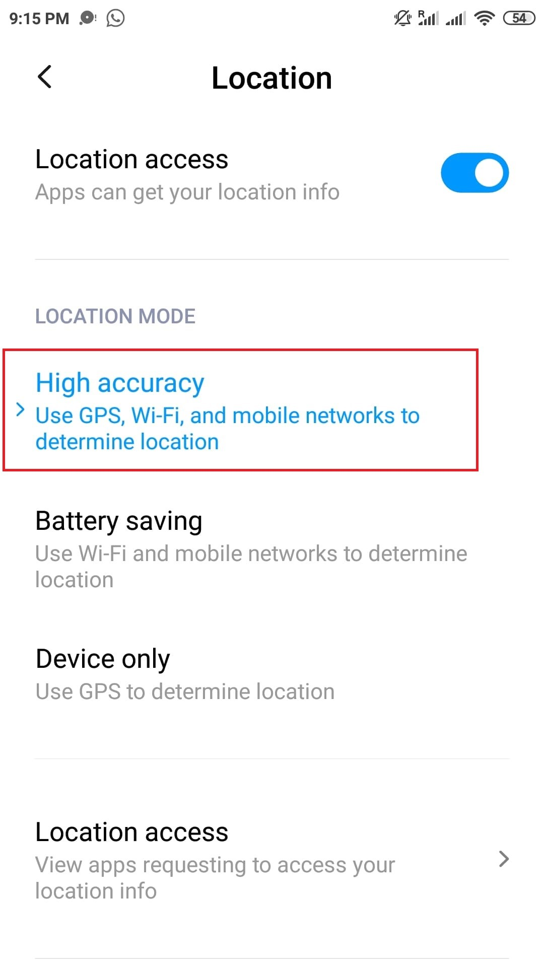 How to fix Pokemon Go GPS signal not found on Android