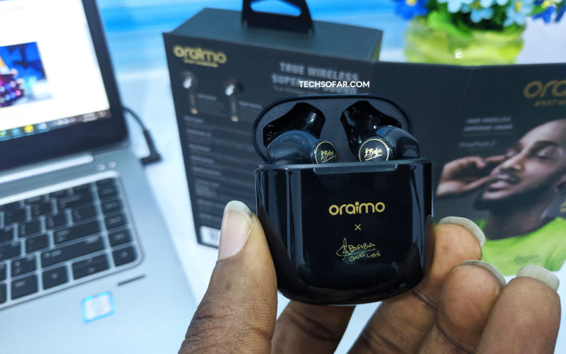 Oraimo Freepods 2 TWS Earbuds Review