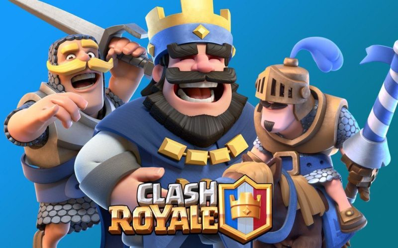 clash royale alternatives -- games like clash royale