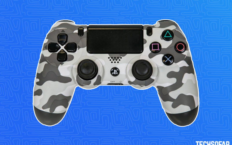 how to fix ps4 controller blinking white