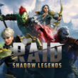 raid shadow legends best gacha games android ios
