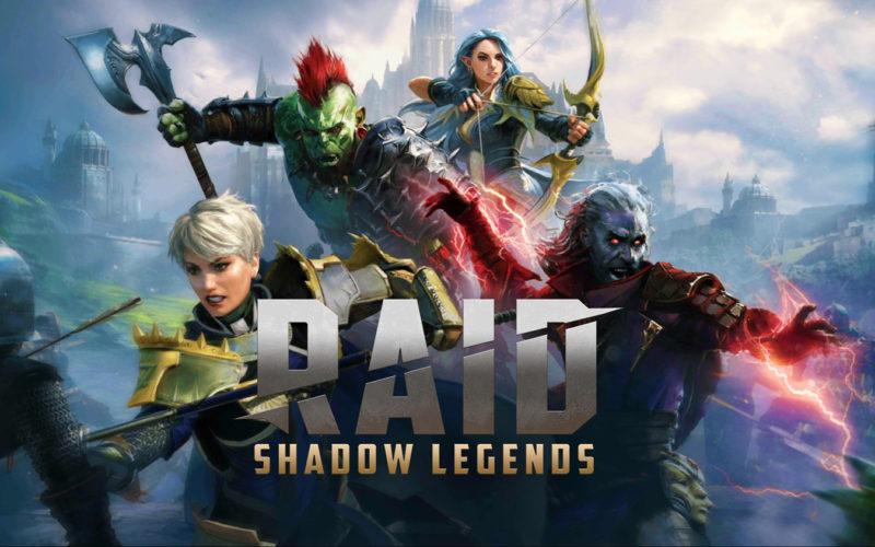 raid shadow legends best gacha games android ios