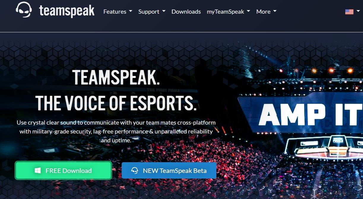 best discord alternatives teamspeak