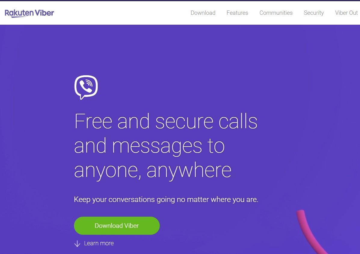 alternatives to discord viber app