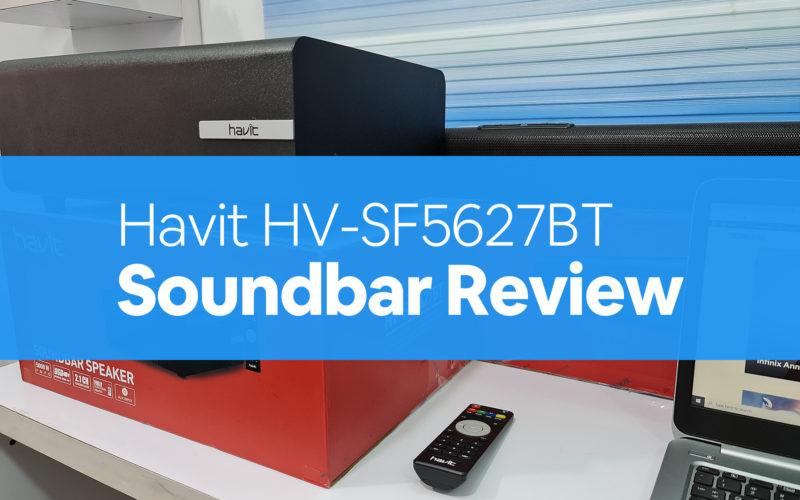 Havit HV-SF5627BT Soundbar Review