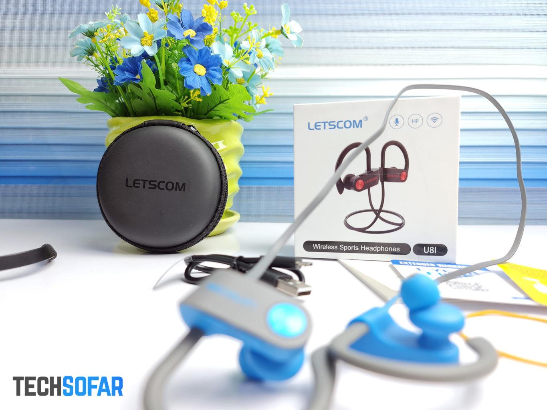 Letscom U81 Wireless Sports Headphones Review