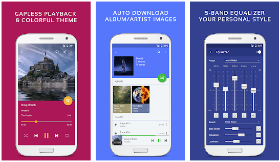 Best Offline MP3 Music Player Apps for Android