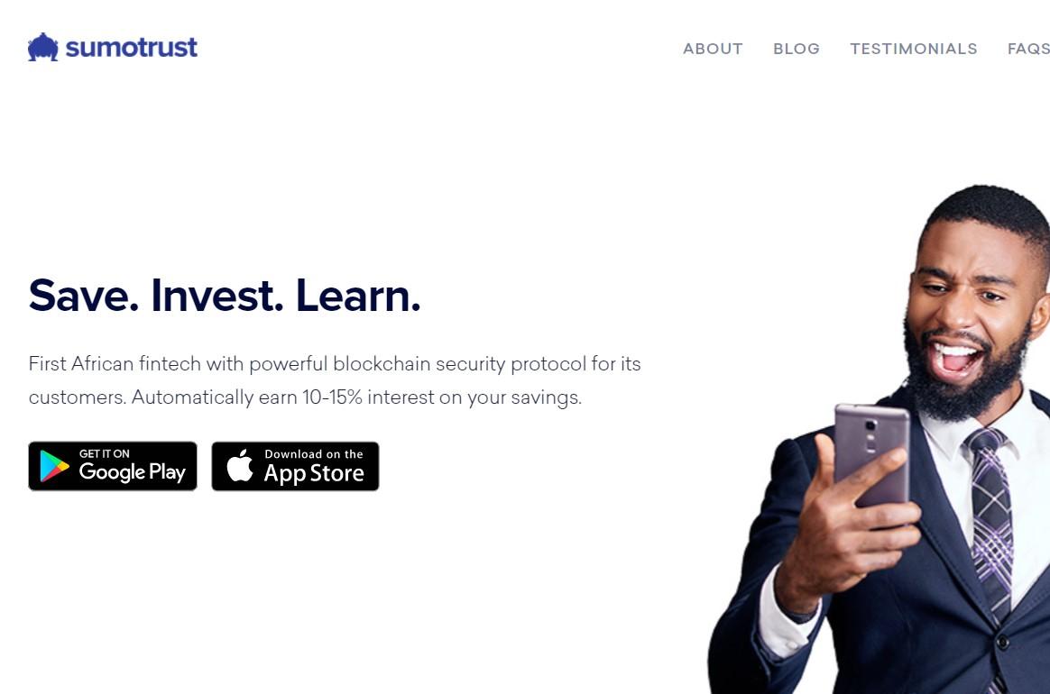 sumotrust online saving platform