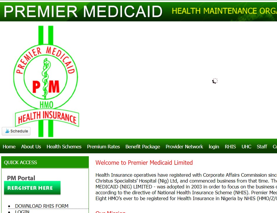 Premier Medicaid Ltd.