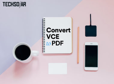 Convert VCE to PDF