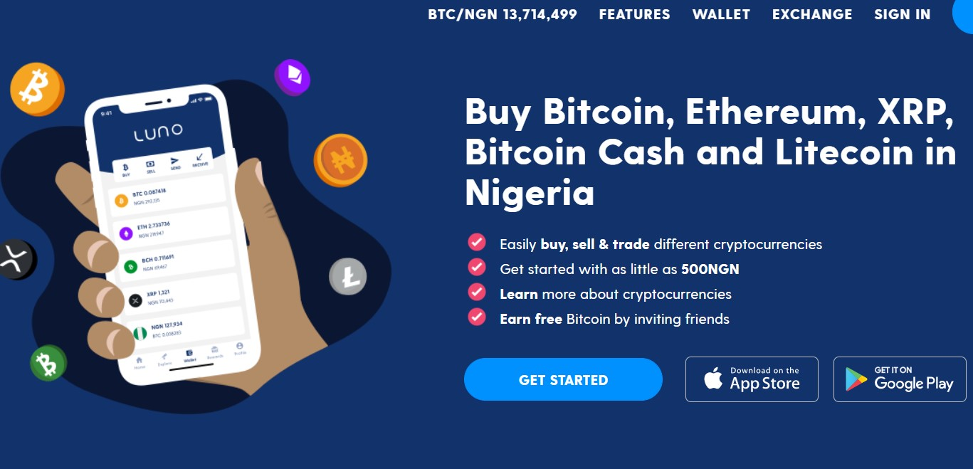 luno trade cryptocurrency in Nigeria