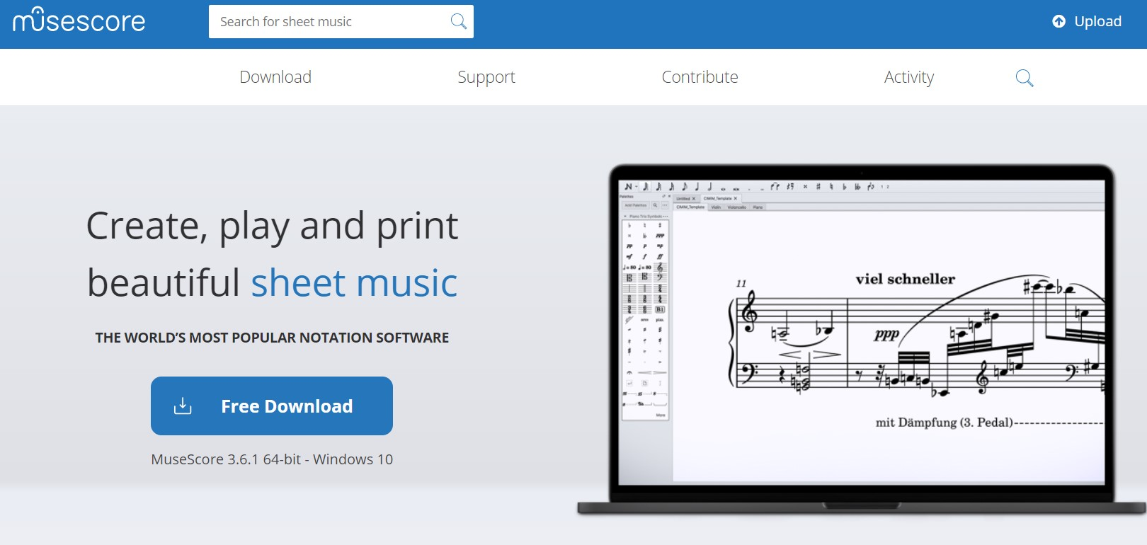 free best notation music apps