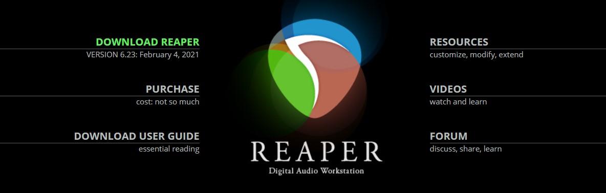 reaper music notation app