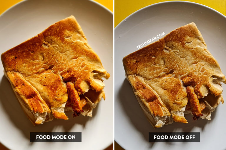 take better food pictures on your Samung phone