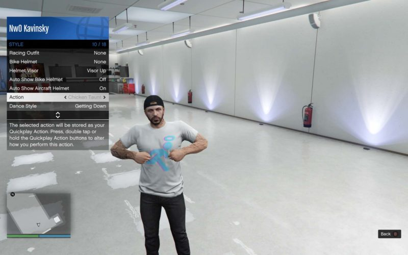 How to Emote in GTA 5