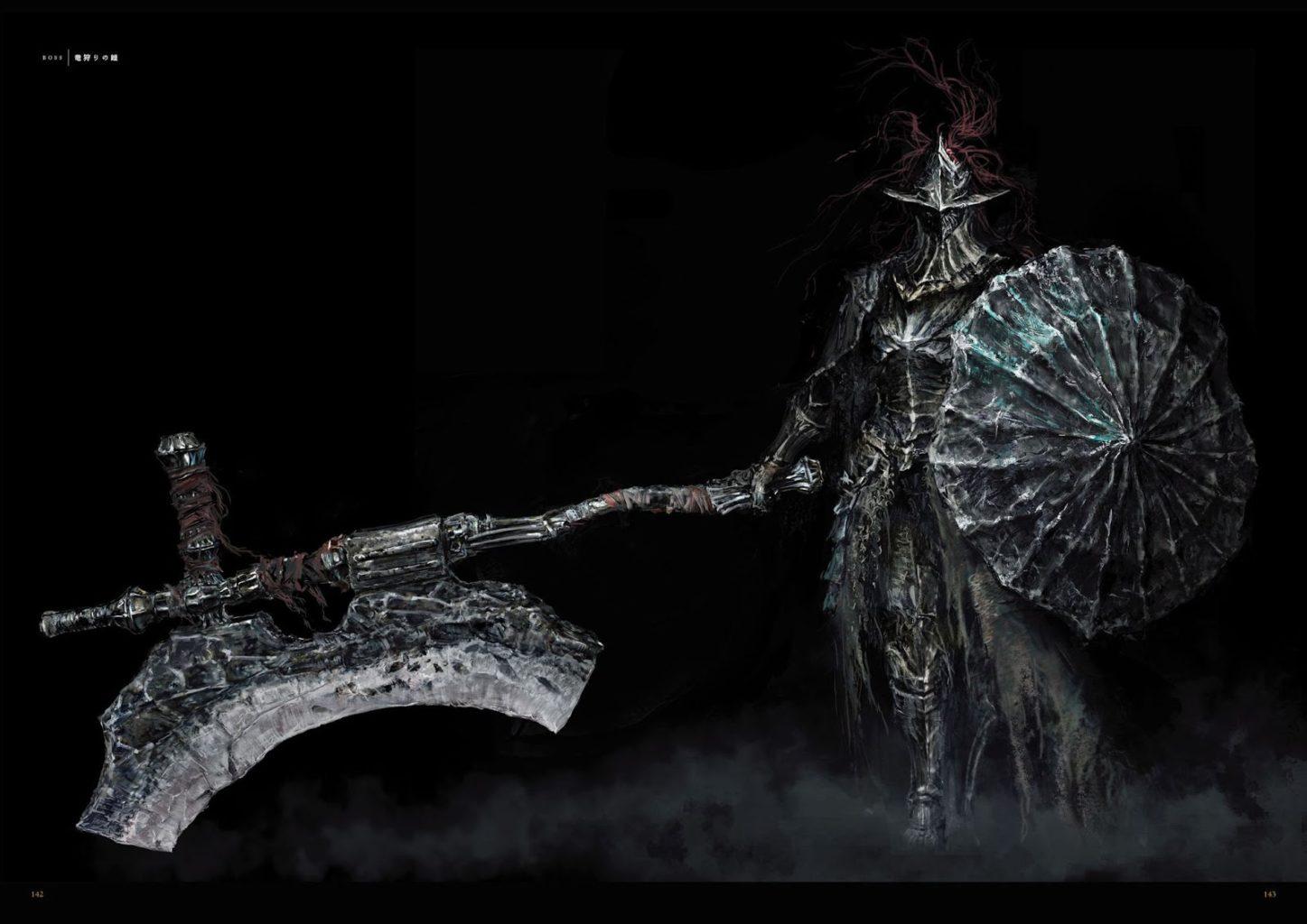 Dragonslayer Greataxe The Best Dark Souls 3 Weapons