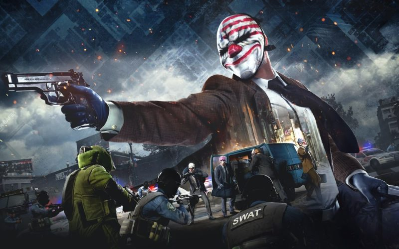 best payday 2 mods