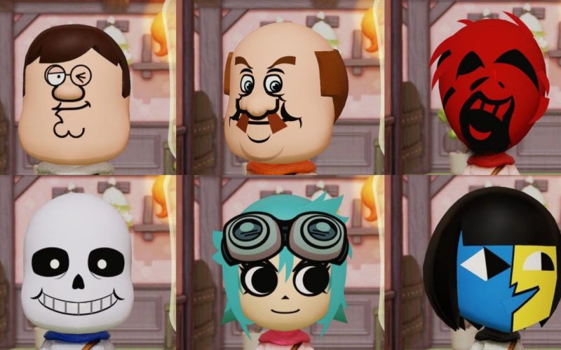 miitopia demo for 3ds and switch