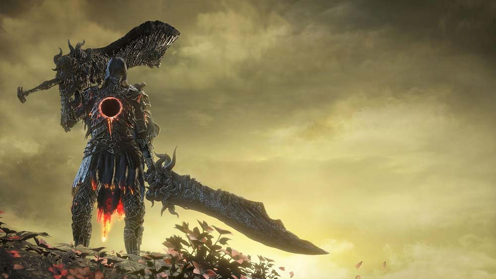 Ringed knight paired greatswords The Best Dark Souls 3 Weapons