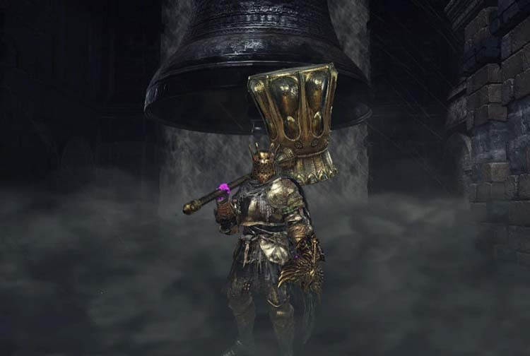 The Best Dark Souls 3 Weapons smough's great hammer