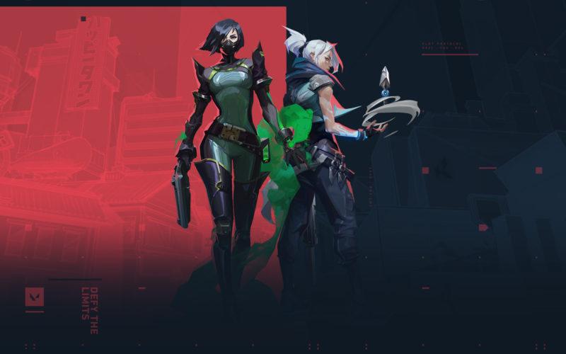 multiplayer games like valorant