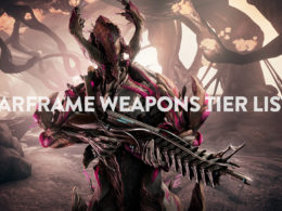 Warframe Weapons Tier List