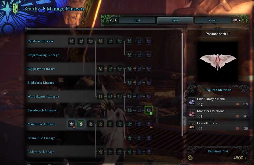The Best Monster Hunter World Insect Glaive Build