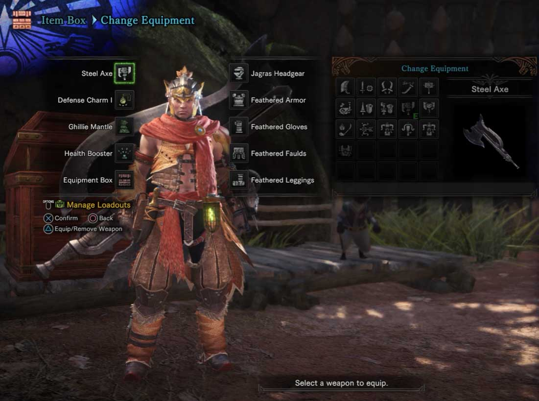 How to get the Insect Glaive in Monster Hunter World