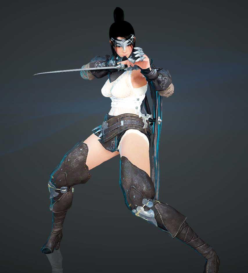 Kunoichi The Best Black Desert Online PvP Classes