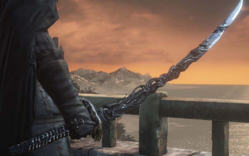 Dark Souls 3 Frayed Blade Build